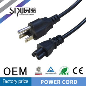 Sipu USA Power Cable Plug for Laptop Copper Electric Wire
