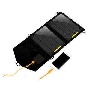 8W Folding Foldable Solar Charger for Mobile Phone
