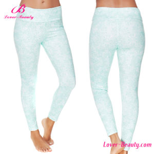 Popular 92 Polyester 8 Spandex Sexy Women Legging