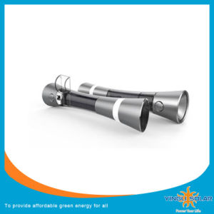 Solar Energy Saving Torch (SZYL-ST-202) pictures & photos