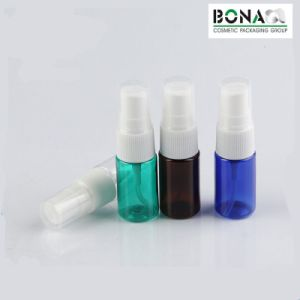 10ml Pet Bottle with Pump Sprayer pictures & photos