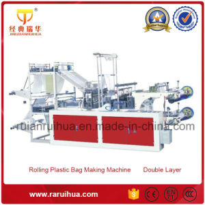 Plastic Polyethylene Bag Making Machine pictures & photos