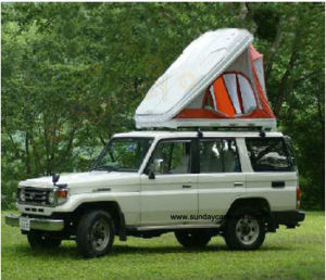 High Quality for 3-4 Personal Tent Aluminum Pole Tent Auto Roof Top Tent pictures & photos