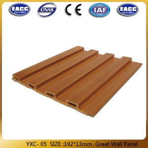 New Design Decorative PVC Wall Panel 192*13mm