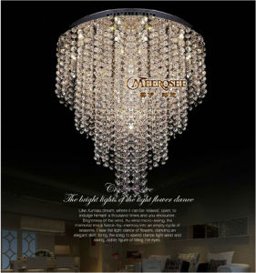 New Design Ceiling Light, Crystal Ceiling Lamp Md8982
