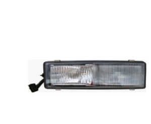 Foglamp for Daf Xf (ORT-DF01-007)