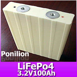LIFEPO4 Battery, 3.2V100AH Battery
