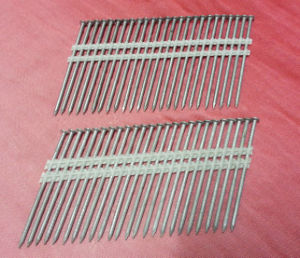 17degres or 21degrees Plastic Strip Nails Barbed Nails (PS-1721 BARBED) pictures & photos