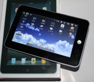 "7"" Portable PC UMPC Tablet (E11)"