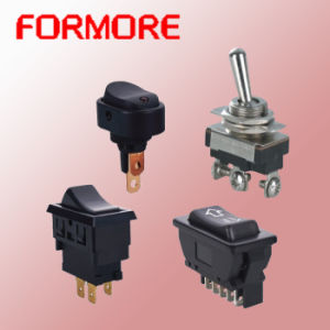 Auto Switch /Auto Toggle Switch /Auto Window Switch pictures & photos
