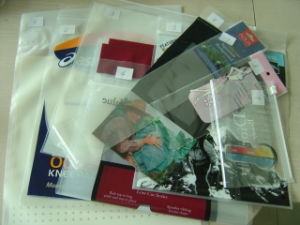 PP Ziplock Bag (Zipper Bag) Ultra Clear pictures & photos