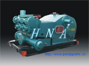 F1000 Triplex Mud Pump