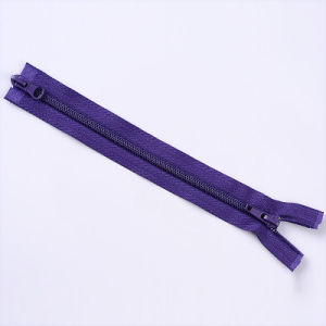 Nylon Zipper with Good Quality (5#) pictures & photos