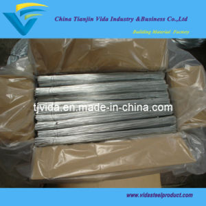 Galvanized Cut Wire/Binding Wire (BWG4-BWG36) pictures & photos