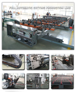 Sanken CE CNC Automatic Glass Cutting Machine Skcl-3725A pictures & photos