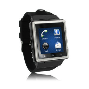 High Grade Cheap Watch Phone, Smart Watch Phone, Touch Screen Watch Mobile Phone (MS010P-S6)