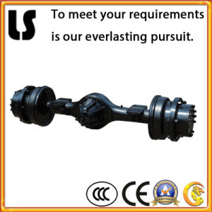14t/16t/20t Heavy Duty Truck Axle with OEM Price