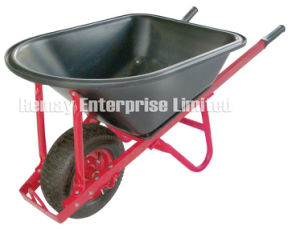 Plastic Tray Wheelbarrow WB7802A pictures & photos