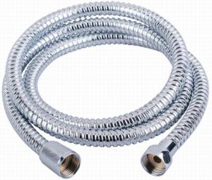 Single Lock Stainess Steel Shower Hose (CS1603-A)