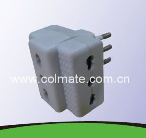 Italian Type Plug & Socket, Plug Adaptor pictures & photos