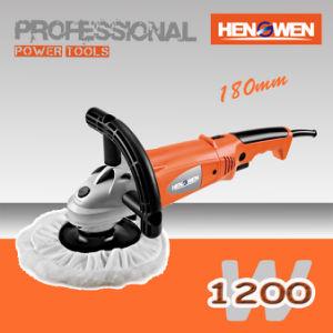 1200W Polishing Machine Burnisher 4 Wheels 500-3000rpm 60HZ Speed Variable