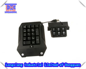 Cheapest Electronic Product by Plastic Injection Mould (keys) pictures & photos