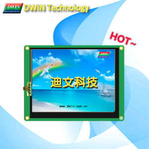 Economic 5.6 Inch Uart TFT LCD Module / HMI with Optional Touch Screen, Dmt64480c056_01W