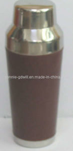 Stainless Steel PU Covered Cocktail Shaker (211B-PU)