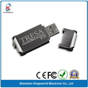 Expert Metal Classical 16GB USB Flash Drive (KW-0356)