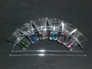 Set of 7PCS of Colorful Shot Glass (B-STG05)) pictures & photos