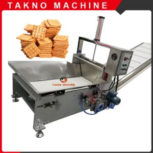 High Capacity Biscuit Stamping Machine for Biscuit Processing
