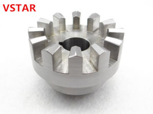 High Precision CNC Machining Plated Steel Part for Automatic Machinery pictures & photos
