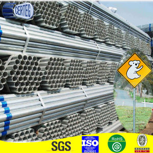 (50mm) Galvanised Steel Pipe Tube for Road Sign Pole pictures & photos