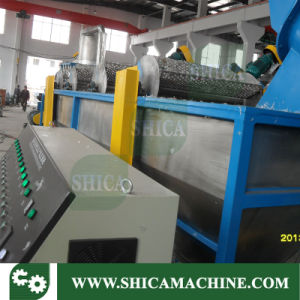 Plastic Bottle Label Paper Remover for Plastic Recycle Line pictures & photos