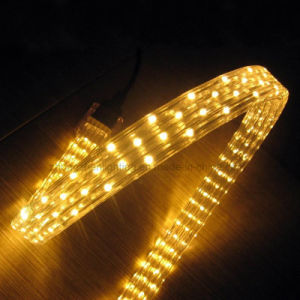 Led Neon Light String 220v 50m A Roll Outdoor Flat 5 Wires Rope