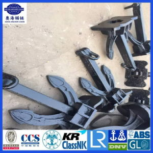 CCS BV ABS Nk Dnv Gl Speck Anchor pictures & photos
