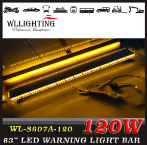 LED Emergency Vehicle Ambulance Warning Light Bar Fire Fighter