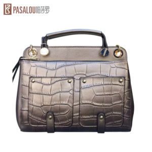 Latest Fashional Lady Leather Handbag pictures & photos