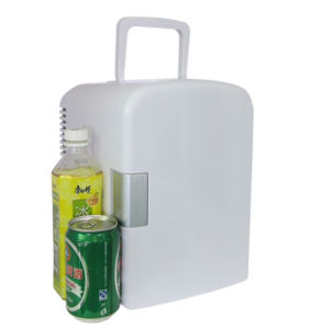 Fashionable Mini Fridge 6 Liter with DC12V, AC100-240V for Cooling and Warming pictures & photos