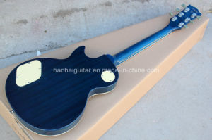 Hanhai Music / Sky Blue Electric Guitar with Chrome Hardware pictures & photos