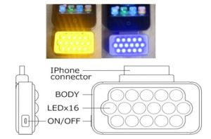 Mobile Phone LED Skin Care Instrument pictures & photos