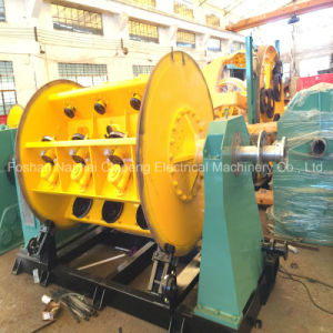 Rigid Frame Stranding Machine for Copper and Aluminium Conductor pictures & photos