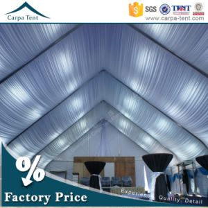 Romantic Party Promotional Rainproof 600 People Exhibition Event Party Shelter Tent pictures & photos