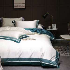 China Wholesale Cheap Cotton Bed Sheet For Hotel Distributor