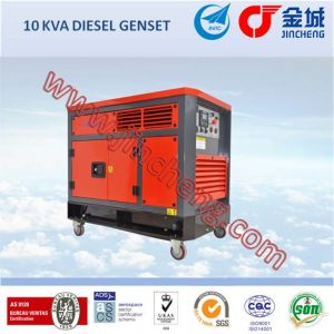 Diesel Generator Powered by Perkins Engine