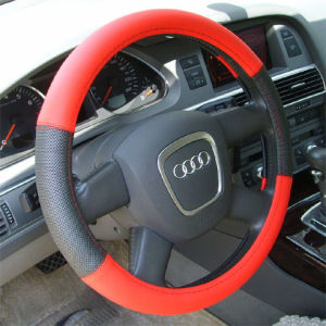 Universal Soft and Temperature Resistant Car Steering Wheel Cover pictures & photos