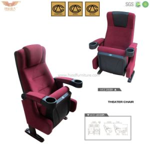 Auditorium Chair with Public Seating Hysd-2039 pictures & photos