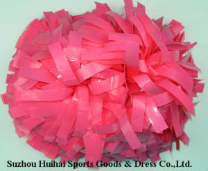 Wet Look Pink POM POM pictures & photos