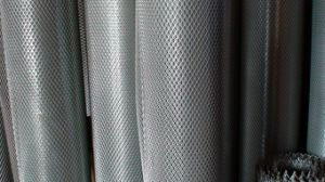 Diamond Expanded Metal Mesh Anping Factory pictures & photos