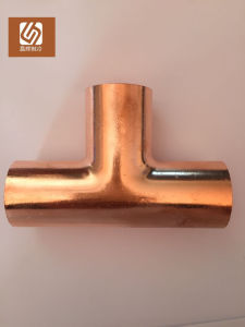 15mm Europe Standard Copper Tee